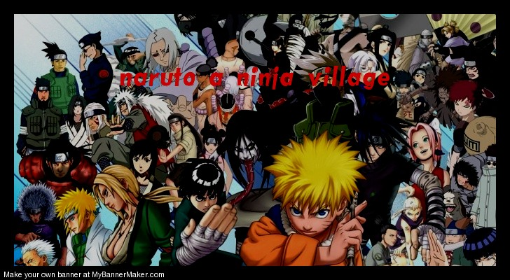 Naruto the Ninja World RPG!