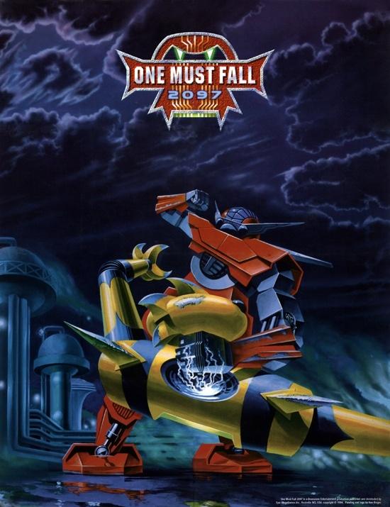 [RT] One Must Fall 2097 - 1999 - PC One_mu10
