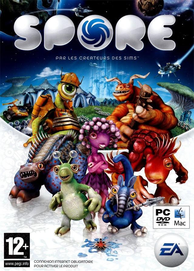 [VD] Spore - 2008 - PC Spore_10