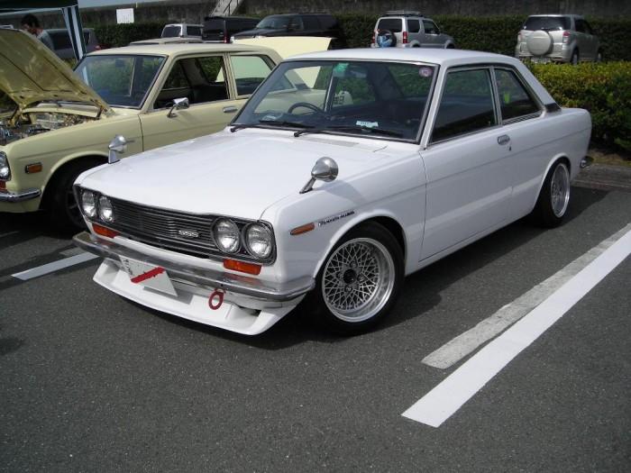 nouveau concept-car Nissan : la 510 coupé! 090-7011