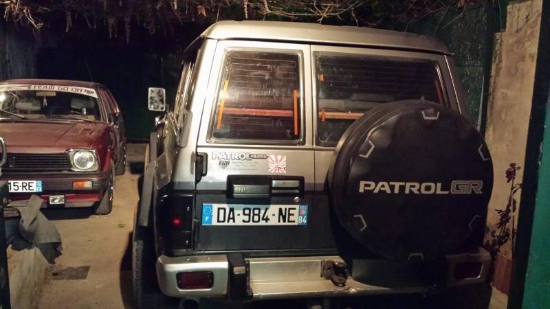 Patrol GR projét Aero  10012310