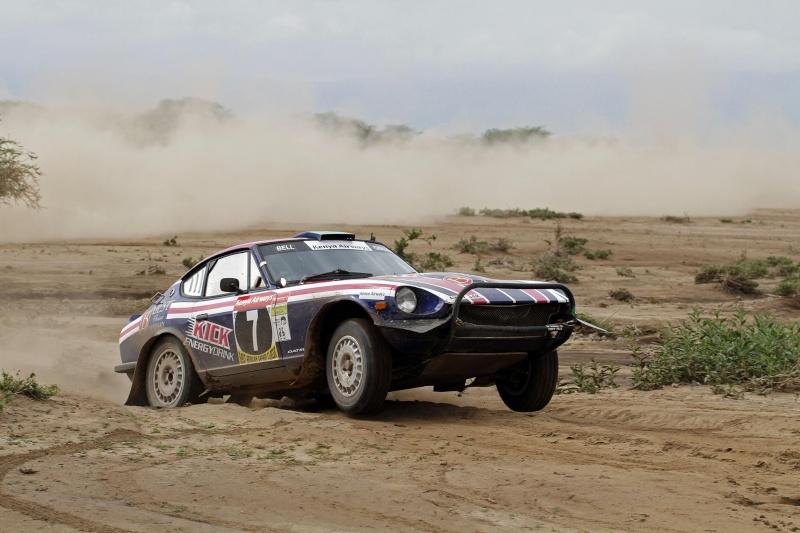 Datsun & le EST AFRICAN SAFARI RALLY . Rétrospective... 13967810