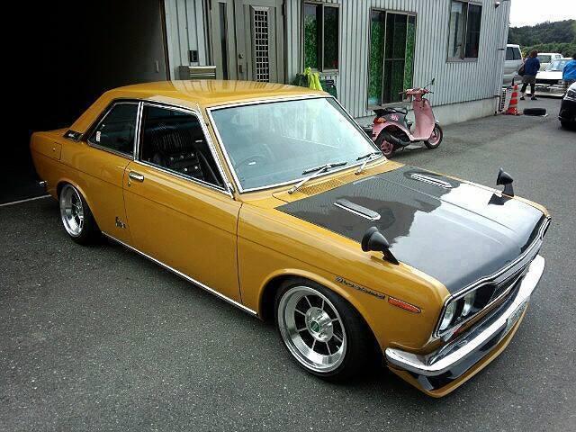 nouveau concept-car Nissan : la 510 coupé! 14660910