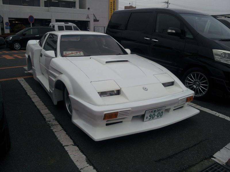 """NISSAN 300ZX 3.0L V6 TURBO de 1988 """"l'imprévu"""" 15465610"""