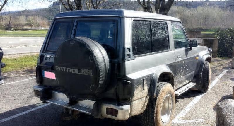 Patrol GR projét Aero  20140326