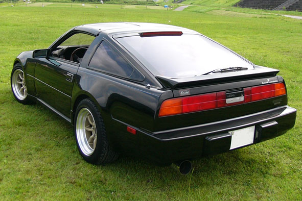 "NISSAN 300ZX 3.0L V6 TURBO de 1988 ""l'imprévu"" Kai-z310"