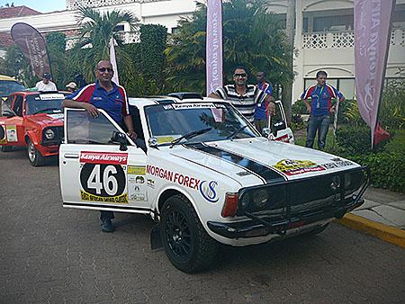 Datsun & le EST AFRICAN SAFARI RALLY . Rétrospective... P1080210
