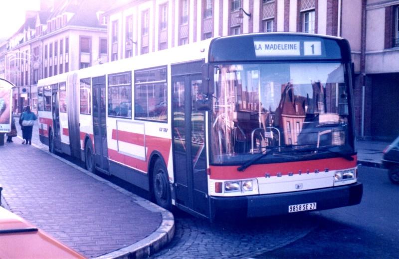 Photos et vidéos des bus d'Ebroïciens 18-12-10