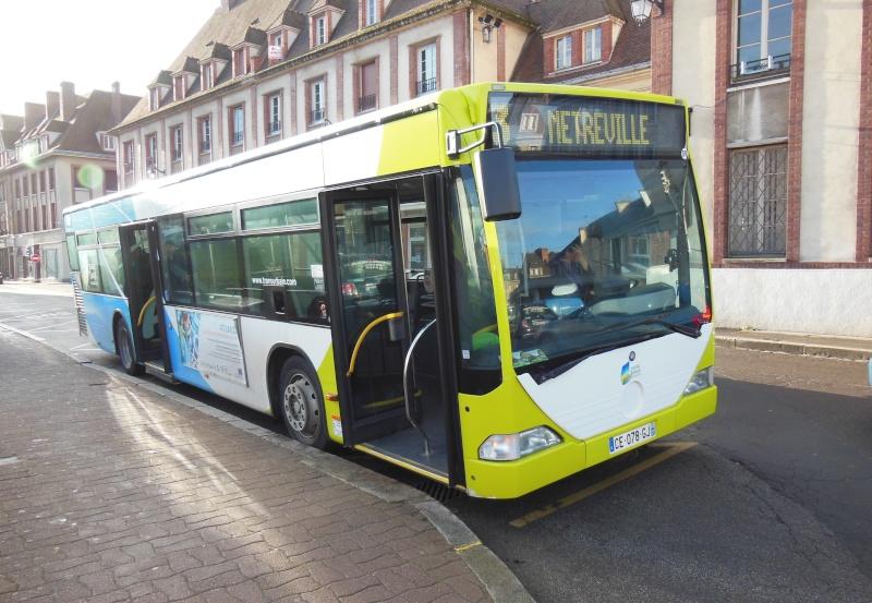 Photos et vidéos des bus d'Ebroïciens 19-12-10