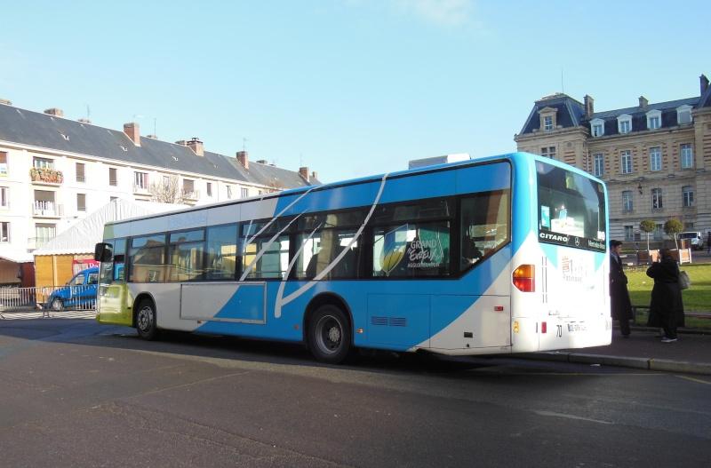 Photos et vidéos des bus d'Ebroïciens 19-12-11
