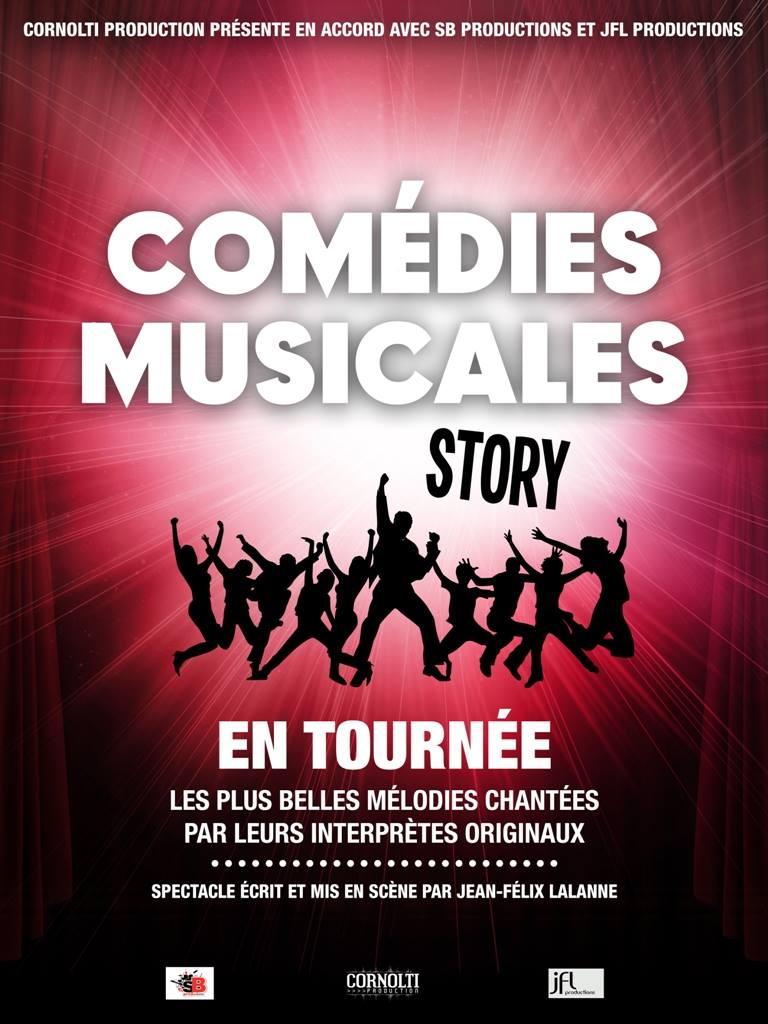♫ Comédies musicales story ♫ - Tournée dès mai 2014 97709010