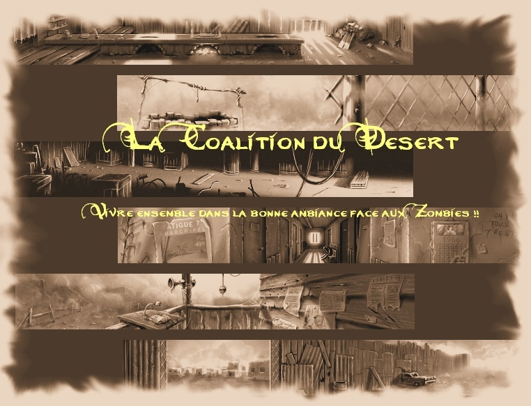Hordes.fr : Coalition du Désert