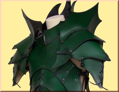 Armure de cuir version Silence Complet 917_011