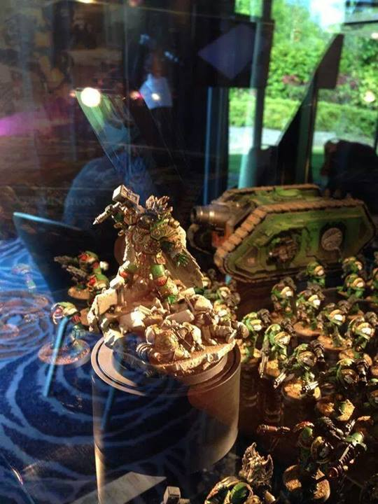 [The Horus Heresy Weekender 2014] - Centralisation des news - Page 2 10320510
