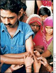Un ovni cause la panique en Inde Inju110