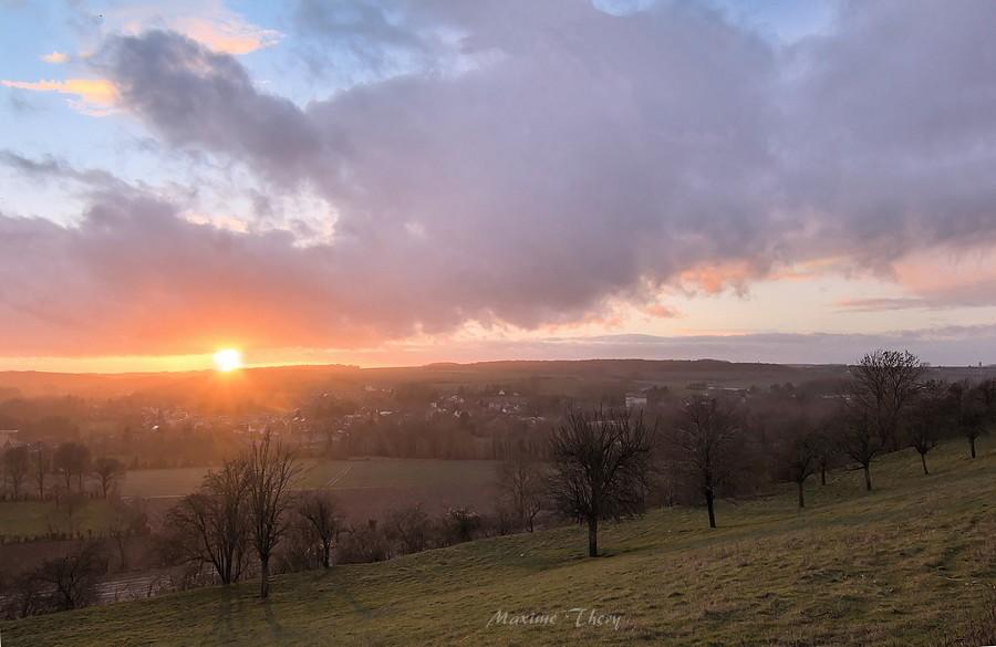 Le soleil se couche... Img_8611