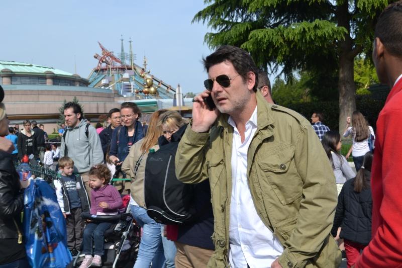 Philippe Lellouche à Disney dimanche Dsc_0210