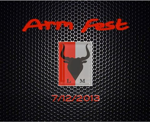 Armfest tournament, North London 7th December Bloom10
