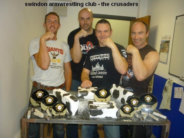 swindon armwrestling club. Scott10