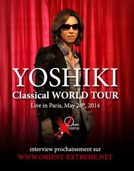 YOSHIKI au Trianon le Lundi 26 Mai 2014 - Page 4 15577310