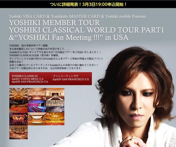 Yoshiki en tournée solo en 2014 - Page 3 Bh047o10