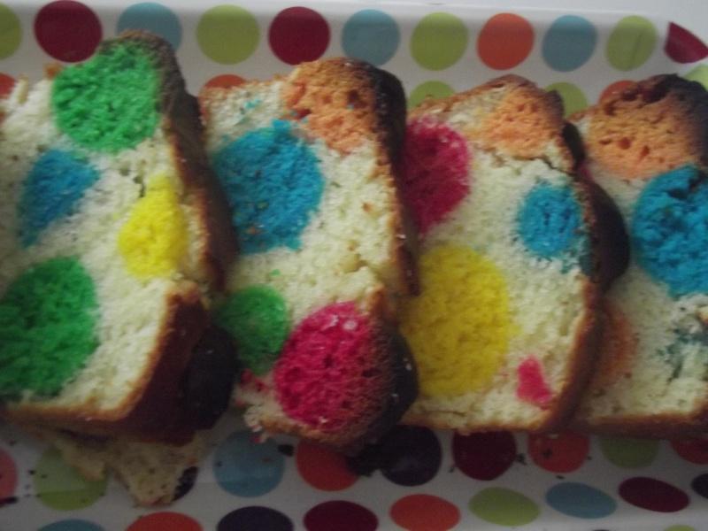Gâteau caché Dscf3613