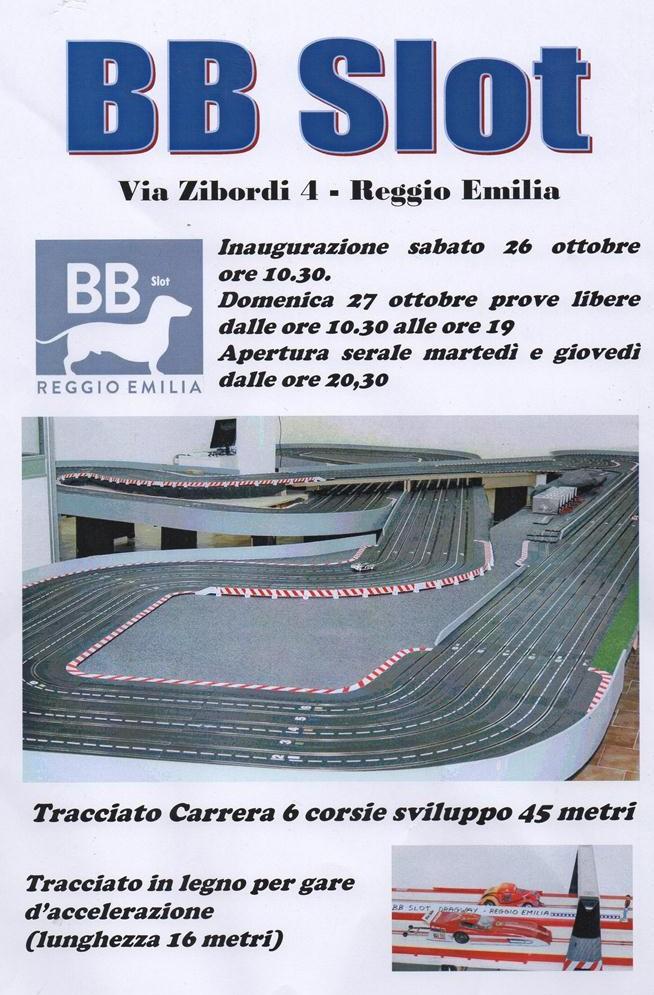 BB Slot - Reggio Emilia Ok10