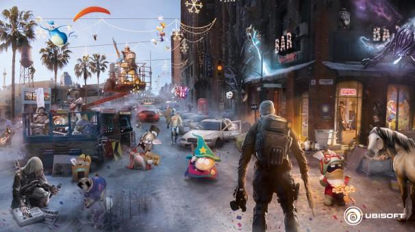 Bonne année et bon gameplay 2014 de la part d'Ubisoft Ubisof10