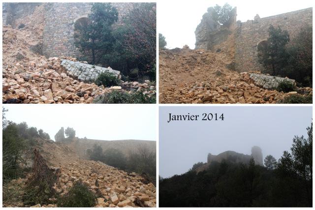 Eboulement partiel du château 2014_011