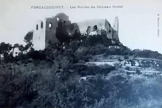 Vieilles cartes postales et photos du Castellas 373_0010