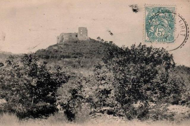 Vieilles cartes postales et photos du Castellas 394_0010