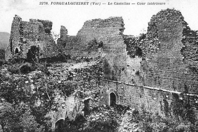 Vieilles cartes postales et photos du Castellas 750_0010