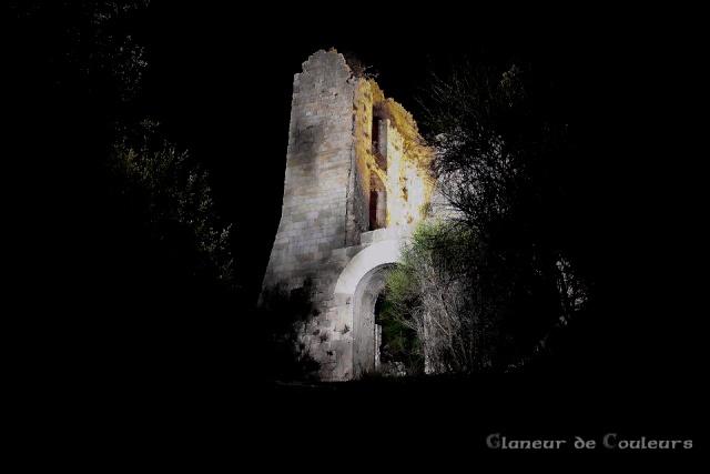 Castellas by Night, Janvier 2012 Castel11