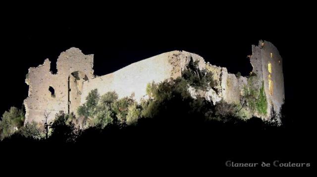 Castellas by Night, Janvier 2012 Castel12