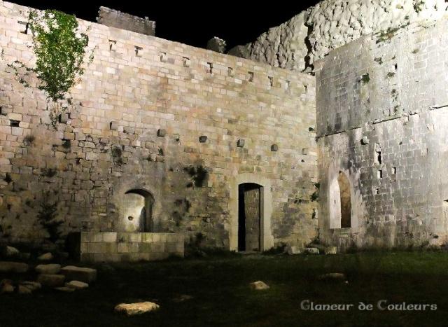 Castellas by Night, Janvier 2012 Castel13
