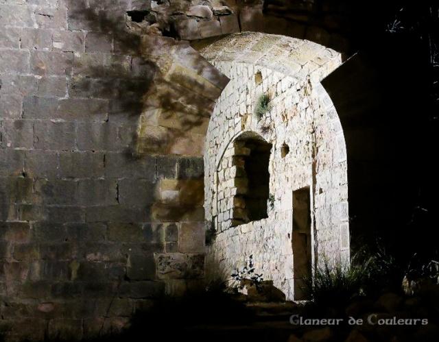Castellas by Night, Janvier 2012 Castel14
