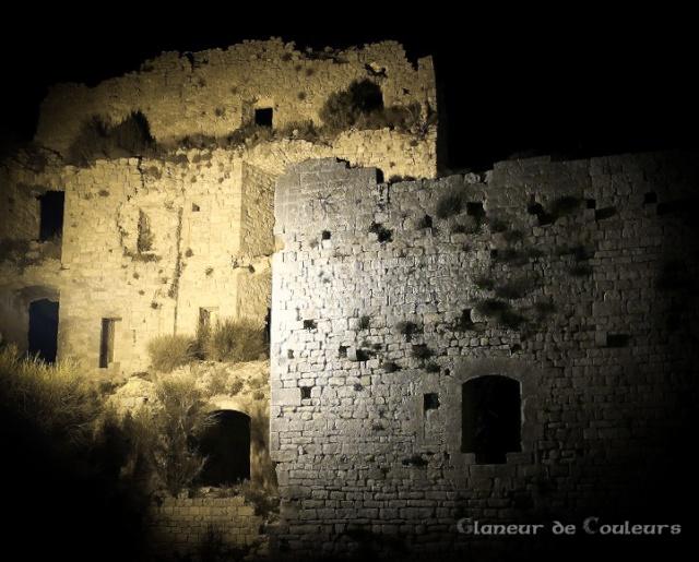 Castellas by Night, Janvier 2012 Castel17