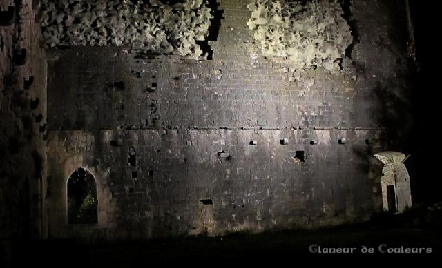 Castellas by Night, Janvier 2012 Castel19