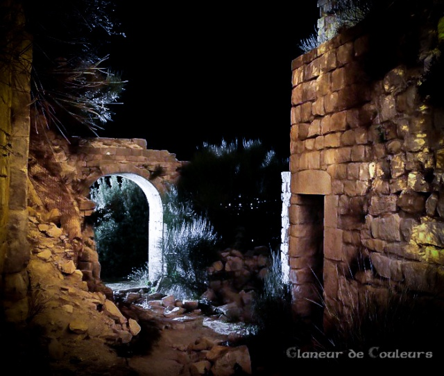 Castellas by Night, Janvier 2012 Castel22