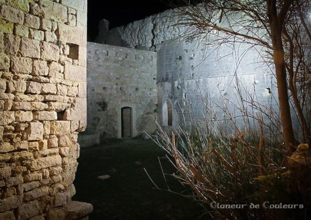 Castellas by Night, Janvier 2012 Castel23