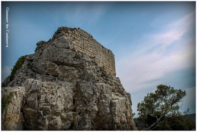 Château de Saint Sauveur, Rocbaron Castel30