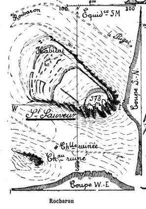 Oppidum et château de Rocbaron Rocbar11