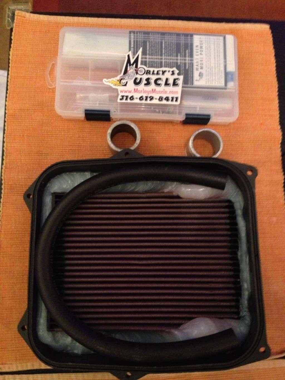 Kit carburation Morley Kit_mo12