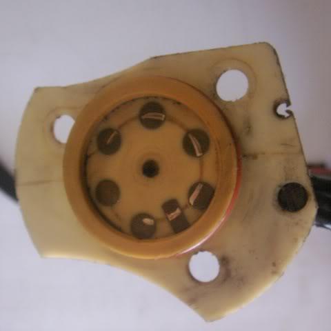 Montage indicateur de vitesses engagées Pict3510