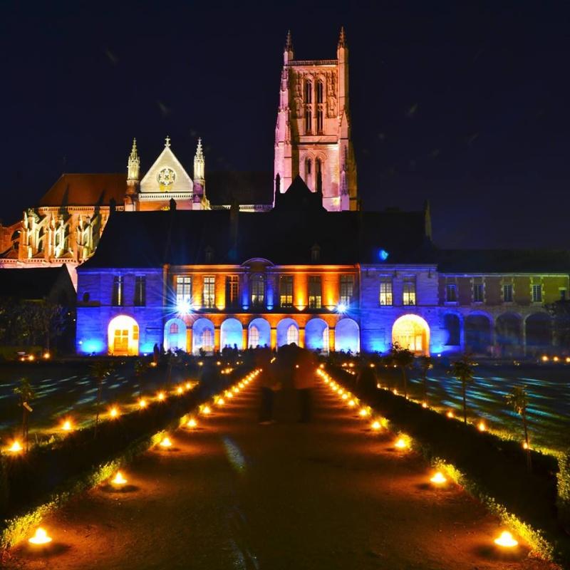 Illumination de la cité Episcopale (photos et critique) 10299510