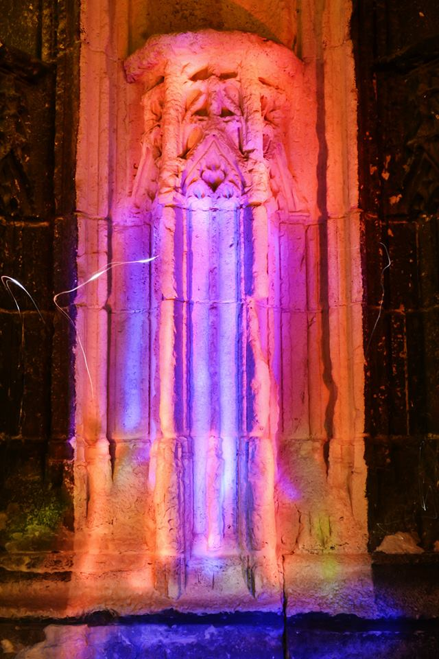Illumination de la cité Episcopale (photos et critique) 10330310