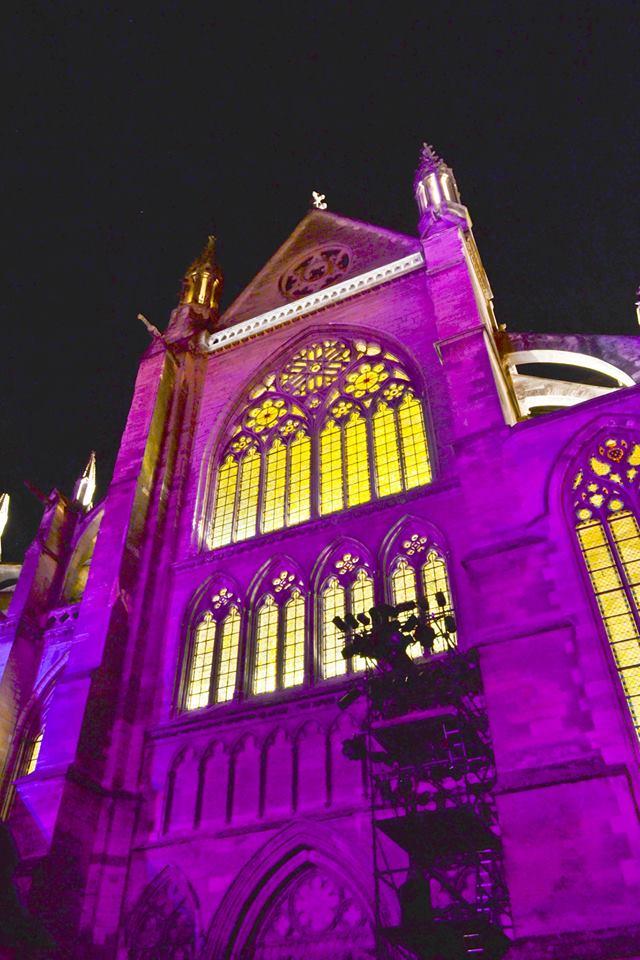 Illumination de la cité Episcopale (photos et critique) 98408810