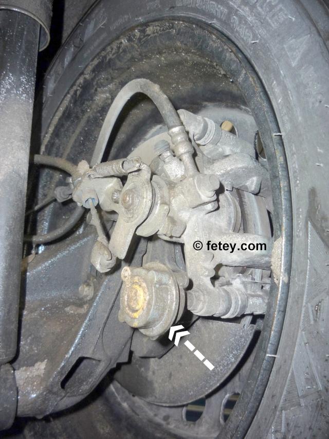 Volt 2013, système de freinage arrière...??? P1090438