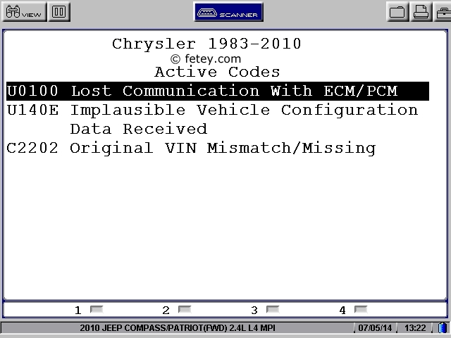 Jeep Patriot 2010 2.4L, le démarreur ne tourne pas User0211