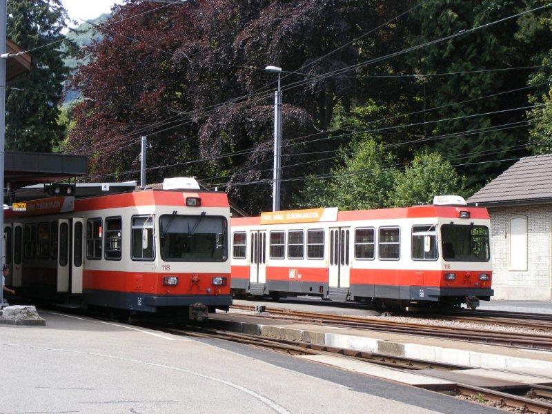 Waldenburger Bahn, Liestal, Switzerland 201110